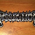 Dissection logo back patch
