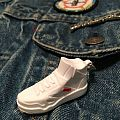 High Top Sneaker Keychain Other Collectable
