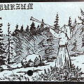 Burzum - Other Collectable - Sometimes I draw covers for fun IX