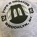 Type O Negative 1999 shirt