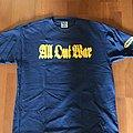 OG All Out War XL shirt