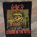 Slayer - Patch - Vintage Slayer backpatch