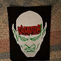 Kreator - Patch - Vintage Kreator backpatch