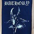 Bathory - Patch - Bathory Backpatch