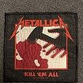 Metallica - Patch - Metallica - Kill Em All patch