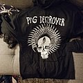 Pig Destroyer zip-up Hoodie