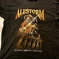 Alestorm Captain Morgan's Revenge Tshirt
