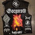 Gorgoroth - Battle Jacket - First (Black Metal) Jacket update