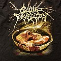 Cattle Decapitation tour tee