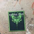 Norma Jean - Patch - Norma Jean patch