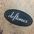 Deftones - Patch - Deftones patch