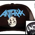 Other Collectable - Anthrax Flip cap