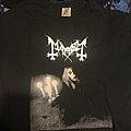 Mayhem Dead tribute shirt