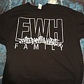 Filled With Hate Records family shirt