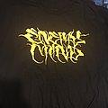 *SOLD* Enemy Mind yellow logo / crime watch  TShirt or Longsleeve