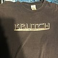*SOLD* Krutch now the tables turn shirt