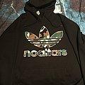 No Altars ADIDAS rip hoodie Hooded Top
