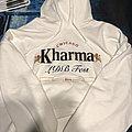 *SOLD* Kharma modelo rip hoodie Hooded Top