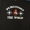 *SOLD* Purgatory vs the world shirt