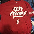MH Chaos red mask shirt
