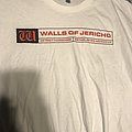 Walls of Jericho Detroit hardcore shirt