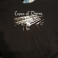 Crown of Thornz train yard blues shirt