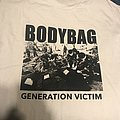 Bodybag generation victim shirt