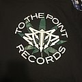 To The Point Records shirt