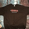 Kharma logo/moment of violence shirt