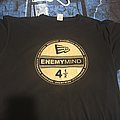 Enemy Mind Pittsburgh hardcore shirt
