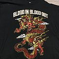 Blood In Blood Out dragon shirt
