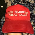 World of Pain make hardcore great again hat