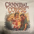 Cannibal Corpse - TShirt or Longsleeve - Cannibal Corpse discipline of revenge shirt