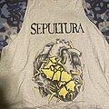 Sepultura - TShirt or Longsleeve - Sepultura 1994 chaos ad tank top
