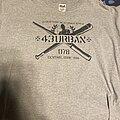 43 Urban - TShirt or Longsleeve - 43 Urban grey shirt