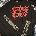 Cerebral Effusion idolatry of the unethical longsleeve