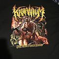 Kraanium post mortal cover shirt