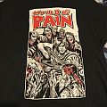World of Pain walking dead rip shirt