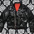 None - Battle Jacket - Petroff style nappa leather jacket - Indian Motocycle
