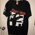 Sonic Youth Bad Moon Rising shirt