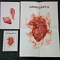 Silencer - Other Collectable - Grishjärta by Nattramn (#17/200 w/ poster 17/30. Art Print #20/20)
