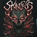Skinless - TShirt or Longsleeve - Skinless Red Skull