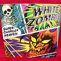 "White Zombie - Other Collectable - White Zombie 1995 7"" vinyl Super-Charger Heaven"