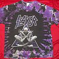Slayer Tie-Dyed tshirt