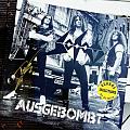 Sodom Ausgebombt Vinyl signed