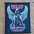 W.A.S.P. Wild Child Patch