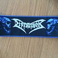 Dismember Stripe Patch