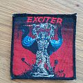 Exciter Long Live the Loud Patch