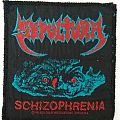 Sepultura Schizophrenia Patch