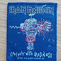 Iron Maiden Can I Play with Madness Patch